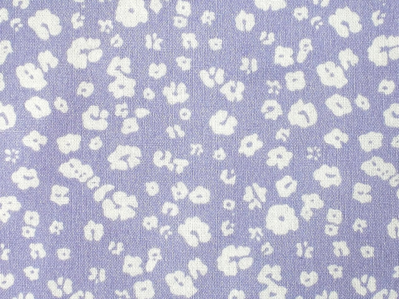 Patchworkstoff Millefleurs lila Pastell