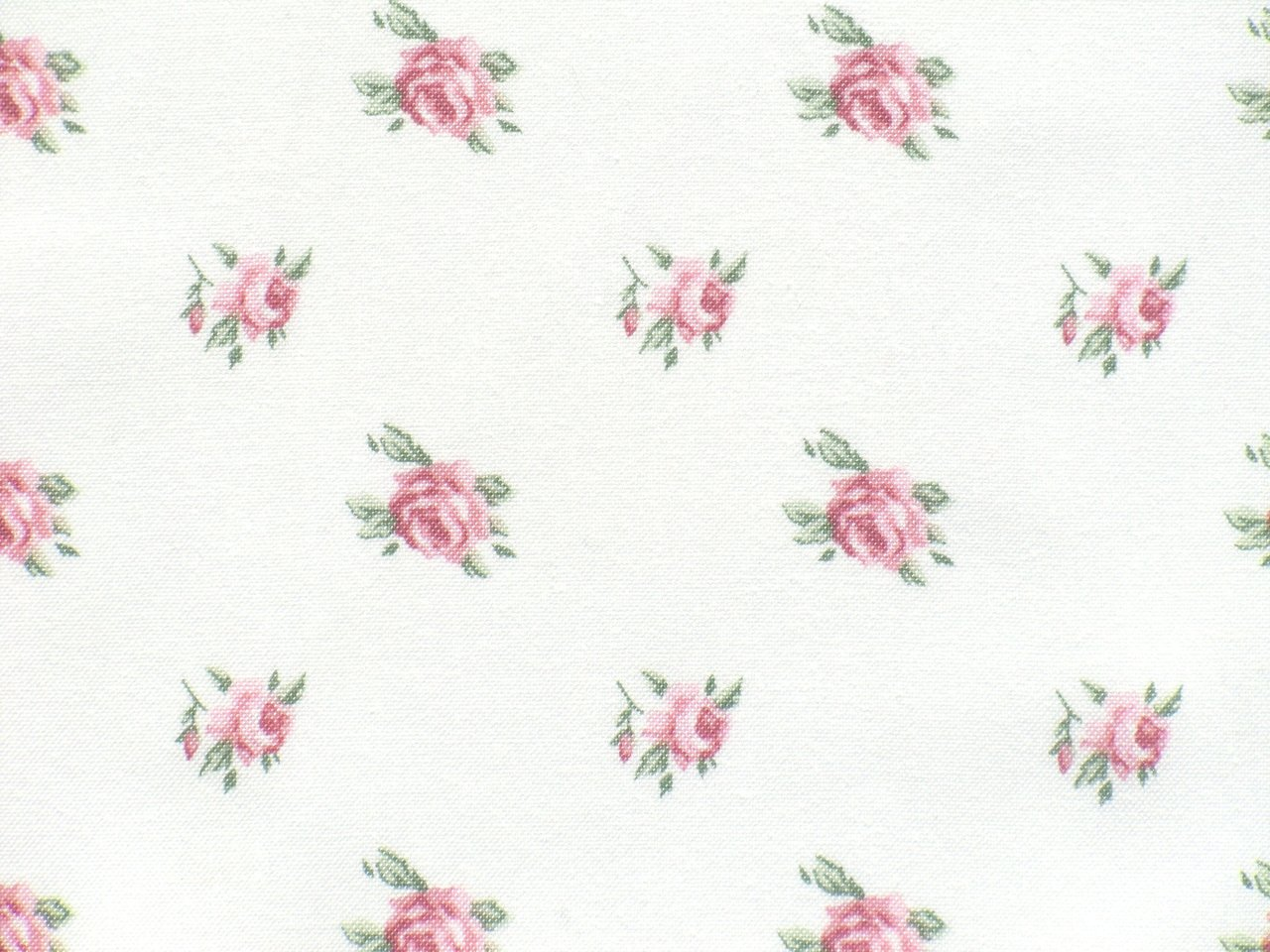 Quilt Fabric Romance Rose Rosy Love