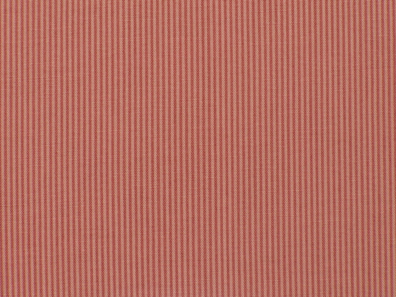 Cotton Fabric Stripes Roses Burgundy Red
