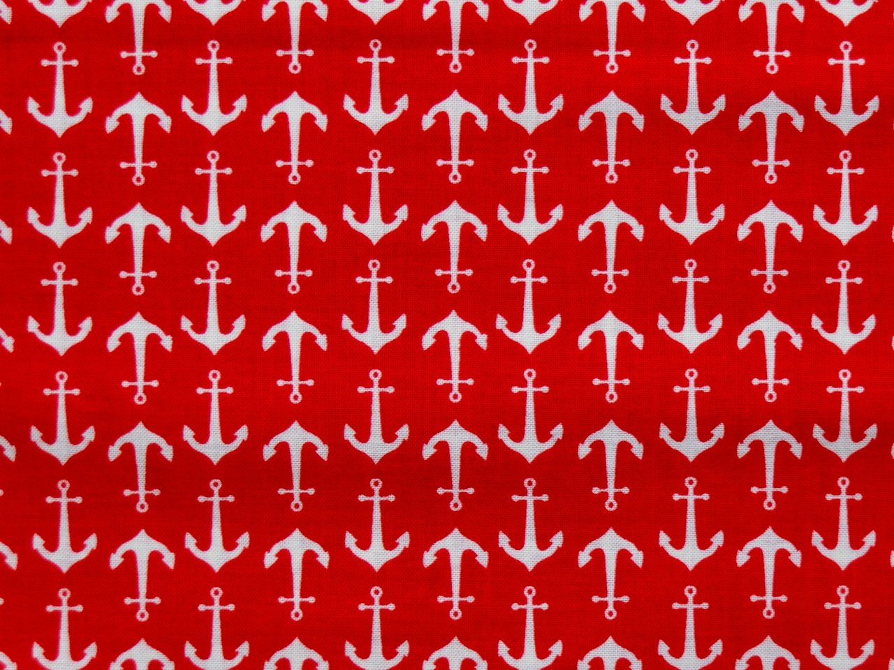 Fabric Riley Blake Holiday Banners Red